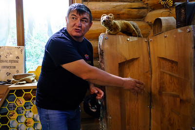 14.07.2021 - Мастер класс по бортевому пчеловодству (Салават Камалетдинов )