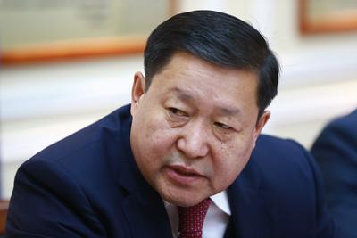 2019 оны гуравдугаар сарын 21. Монголбанкны Мөнгөний Бодлогын Хороо гаргасан шийдвэрээ танилцууллаа.  ГЭРЭЛ ЗУРГИЙГ Б.БЯМБА-ОЧИР/MPA