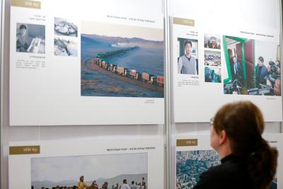 """2020 оны арваннэгдүгээр сарын 06. """"Монголын Үнэн""""- нэгэн зууны товчоон үзэсгэлэн нээлтээ хийлээ. ГЭРЭЛ ЗУРГИЙГ Г.ӨНӨБОЛД/МРА"""