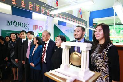 2019 оны дөрөвдүгээр сарын 22.   Монос хүнс IPO гаргах арга хэмжээ боллоо.   ГЭРЭЛ ЗУРГИЙГ Б.БЯМБА-ОЧИР/MPA