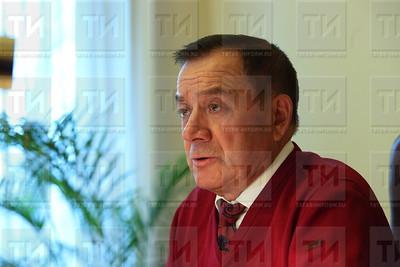 23.10.17 Интервью с Ахметом Мазгаровым, ВНИИУС ( фото: Михаил Захаров / ИА Татар-Информ )