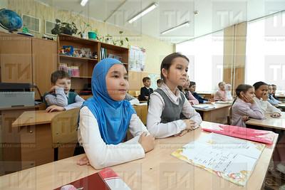 28.02.2019 - Урок родных языков школа №41 (фото Салават Камалетдинов)