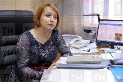 21.06.2018 - Приемная комиссия Казанского колледжа технологии и дизайна. Реклама (фото Салават Камалетдинов)