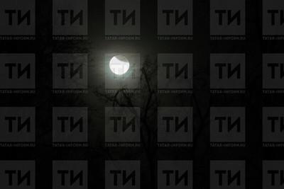 Россия. Казань. 31.01.2018 - «Космические исследования Луны» в планетарии КФУ (фото: Ильнар Тухбатов/ ИА Татар-Информ)