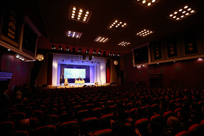 """2019 оны тавдугаар сарын 28. НҮБ-ын """"Энхийг сахиулагчдын өдөр""""-т зориулсан баярын хурал боллоо. ГЭРЭЛ ЗУРГИЙГ Б.БЯМБА-ОЧИР/MPA"""