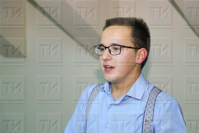 04.10.2017 - В клубе  Безнен фикер встреча татарских видеоблогеров (фото: Салават Камалетдинов)