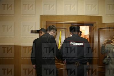 07.04.2017 Суд над террористом, планировавшим теракт на авиационном заводе фото Рамиля Гали