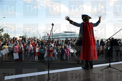 "07.07.2017. Капитан ""Доверие"". Фото: Николай Александров"