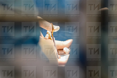 Россия. Казань. 09.02.2018 - Презентация первых в мире протезов для детской кардиохирургии (фото: Ильнар Тухбатов/ ИА Татар-Информ)