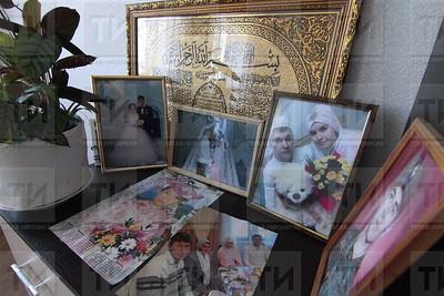 10.08.17 Дом для многодетной семьи, село Нижний Салман (фото: Михаил Захаров / ИА Татар-Информ )