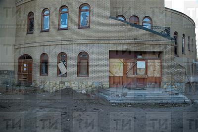 11.11.2018 - Будущие здание Наб. Челнинского Государственного театра (фото Салават Камалетдинов)