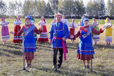 12.09.2019  - Культурная программа для журналиста из Канады в Алексеевском районе РТ (фото Салават Камалетдинов)