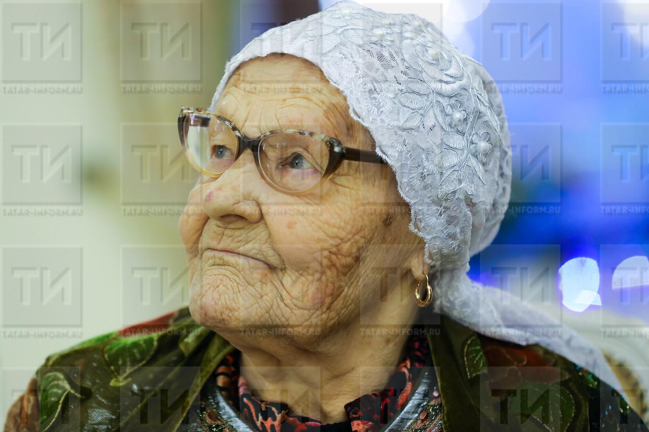 13.01.2018  - Годовщина смерти Елены Шакирзяновой  (фото Салават Камалетдинов)