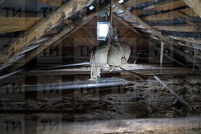 15.11.2017 - Дом, где был В.И.Ленин (село Чита Пестречинского района) (фото: Салават Камалетдинов)