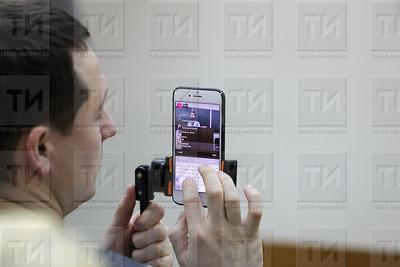 15.12.2017  - Встреча с Райханом Халитовым в Школе лидера татарской молодежи  (фото Салават Камалетдинов)
