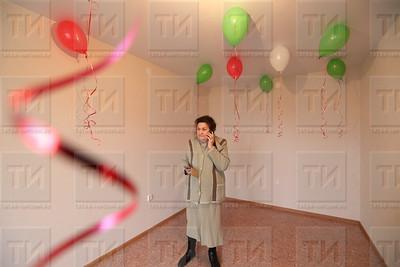 17.10.17 Заселение дома 12-5 в Салават Купере  (фото: Михаил Захаров / ИА Татар-Информ )