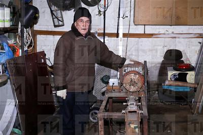 19.12.2017  - Атнинский район РТ. Репортаж - 45 лет вместе- и в горе, и в радости (фото Салават Камалетдинов)