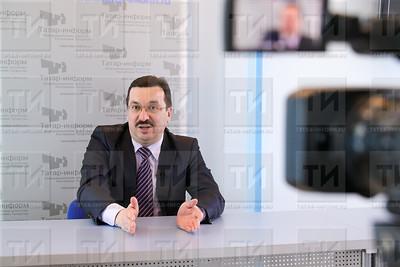 22.03.2018  -Интервью с Илдусом Фазлутдиновым (фото Салават Камалетдинов)