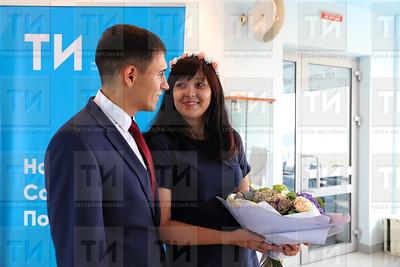 24.08.17 Итоги конкурса 100 свадебных лет ( Михаил Захаров )