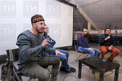 "24.12.2017  - ""Татарларга милли миф кир?кме?"" дискуссия (фото Салават Камалетдинов)"