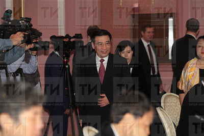 14.09.2017 II заседание Подкомиссии по сотрудничеству в области промышленности между Россией и Китаем фото Рамиля Гали