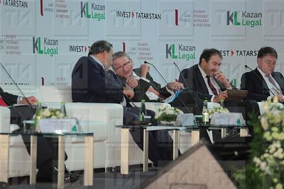 14.09.2017 Kazan Legal 2017 международный юридический форум фото Рамиля Гали