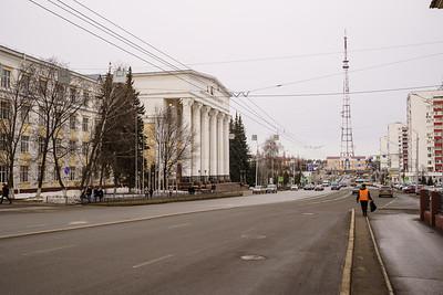 09.04.2021 - Объекты, здания г. Уфа (Фото Салават Камалетдинов )