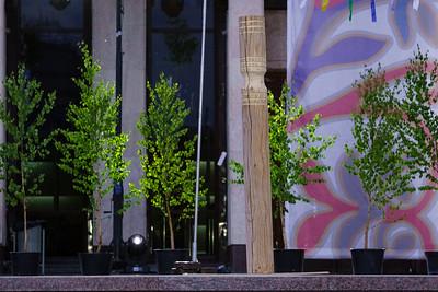 08.06.2021 - Окрытие дней Якутии в Казани перенесли из за ливня  (Салават Камалетдинов )
