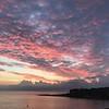 Закат над Кап д'Антиб