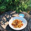 Рыба на Даче - картофель с лисичками
