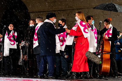 05.02.2021 - Презентация визуального образа Всемирных зимних игр Специальной Олимпиады (Фото Салават Камалетдинов )