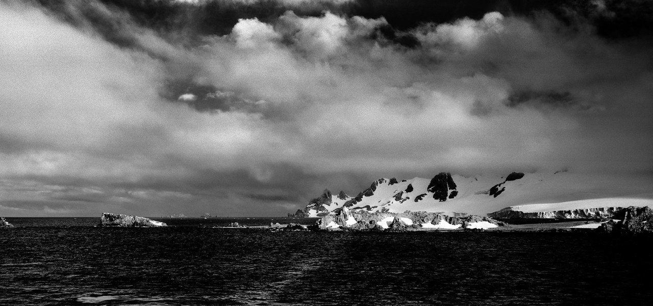 Антарктида №3