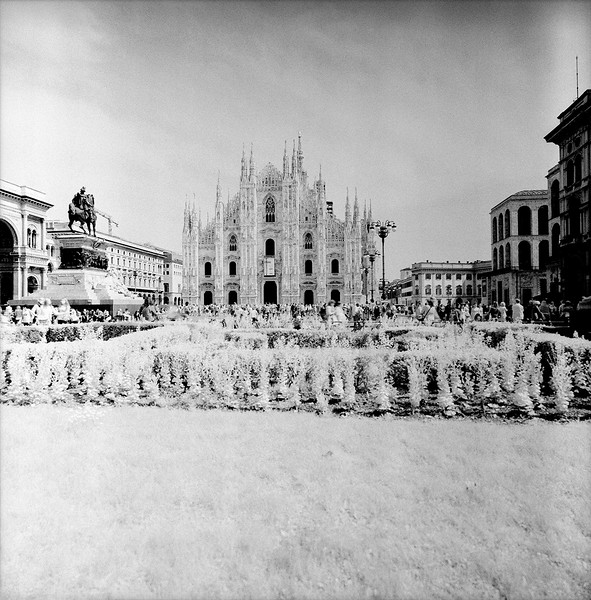 3  White Duomo in White