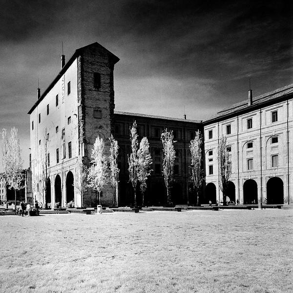 4  Palazzo della Pilotta