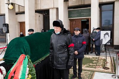15.03.2021 - Прощание с Нажибой Ихсановой ( фото Салават Камалетдинов)