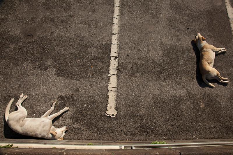 Неаполь,на парковке.