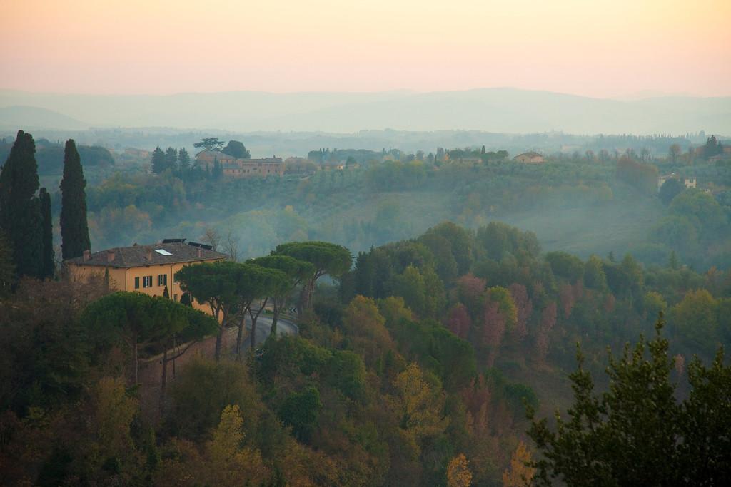 Тоскания, октябрь 2011