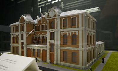 Большая хоральная синагога г.Гродно