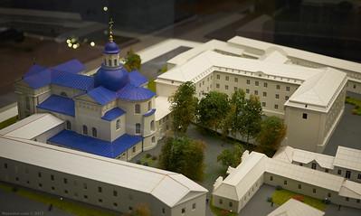 Свято-Успенский Жировичский монастырь д.Жировичи