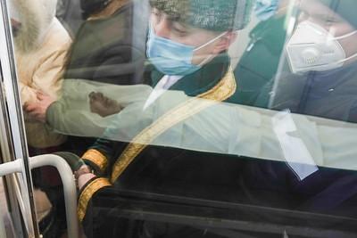 10.12.2020 - Халык артисты Рафаэль Ильясов белән хушлашудан фоторепортаж (фото Салават Камалетдинов)