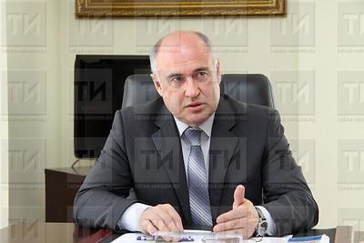 Интервью с зам. министра по земледелию - Габдрахмановым И.Х.