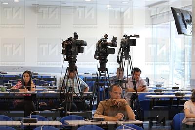 14.07.2017 Пресс-конференция ветеринария РТ фото Рамиля Гали