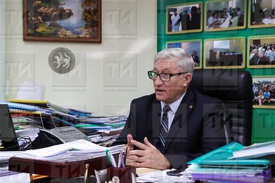 18.12.2017  - Интервью с председателем Ассоциации фермеров (фото Салават Камалетдинов)