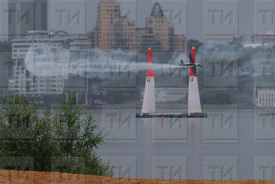 Россия, Казань, 23.07.17, гонка Red Bull Air Racing  (фото: Михаил Захаров / ИА Татар-Информ)