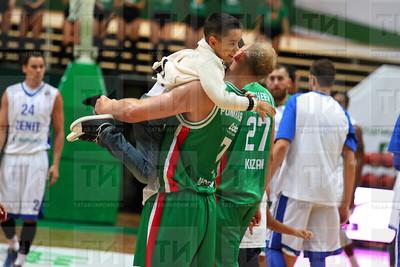 05.10.17 Баскетбол Уникс Зенит  (фото: Михаил Захаров / ИА Татар-Информ )