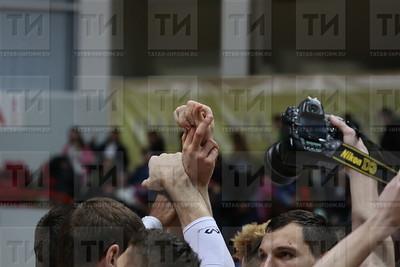 "09.02.2017 УНИКС - ""Реал"" Мадрид (фото: Рамиль Гали / ИА Татар-Информ)"