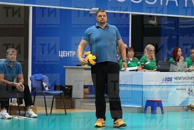 07.10.17 Волейбол Зенит  Газпром Югра  (фото: Михаил Захаров / ИА Татар-Информ )