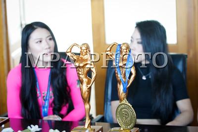 2017  оны наймдугаар сарын31. БНСУ-ын нийслэл Сөүл хотноо энэ сарын 20-26 ны өдрүүдэд зохион байгуулагдсан 51 дэхь удаагийн Азийн аварга шалгаруулах тэмцээнд 26 орны 385 тамирчин 31 ангилалд өрсөлдлсөнөөс Монгол улсын баг тамирчид маш амжилттай оролцон 4 Алт, 3 Мөнгө, 5 Хүрэл медаль, мөн 4 тамирчин шагналт байр эзэлж, эмэгтэй багийн дүнгээр Мөнгөн медаль Цомын эзэн боллоо. ГЭРЭЛ ЗУРГИЙГ Г.ӨНӨБОЛД/MPA