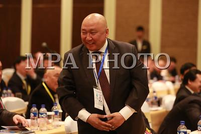 2017 оны гуравдугаар сарын 24. Дөрвөн жил тутамд хуралддаг Монголын үндэсний олимпийн хорооны долдугаар  чуулган болж байна. МҮОХ-ны чуулган, гишүүдийн хурал нь МҮОХ-ны эрх барих дээд байгууллага бөгөөд 1956 онд байгуулагджээ.   ГЭРЭЛ ЗУРГИЙГ Б.БЯМБА-ОЧИР/MPA