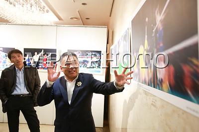 """2016 оны Аравдугаар сарын 07.   """"Риогийн олимп миний дуранд"""" гэрэл зургийн үзэсгэлэн. ГЭРЭЛ ЗУРГИЙГ Б.БЯМБА-ОЧИР/MPA"""